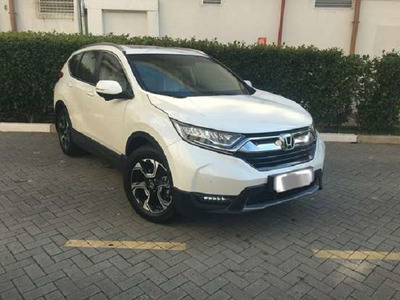 Honda Cr-v 1.5 Touring Turbo Awd Aut. 5 - Blindado - 0 Km