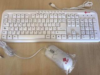 Mouse Y Teclado Usb