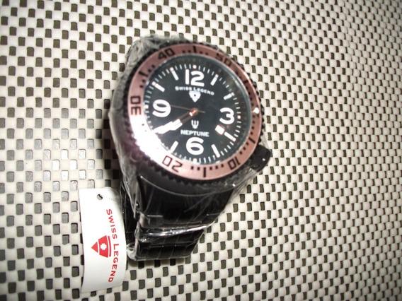 Relogio Swiss Legend Neptune Sl-11046p-yg-04 No Brasil