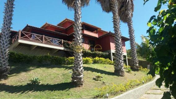 Casa Em Condomínio-à Venda-praia Da Ferradura-armação Dos Búzios - Ebcn40191