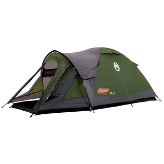 Carpa Coleman Darwin 2 Plus + Abside 3000 Mm Impermeable°