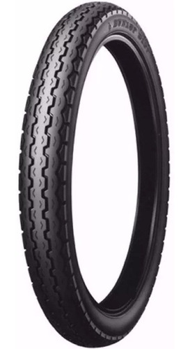 Imagen 1 de 4 de Cubierta Dunlop 80 100 14 D107 Honda Biz Moto Riderpro ®