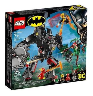 Lego Dc Super Heroes Robot De Batman Hiedra Venenosa 76117