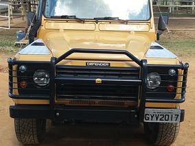 Land Rover Defender Csw Amarelo Camel