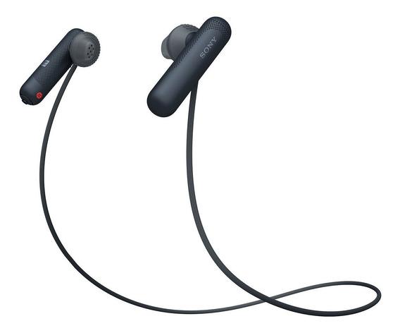 Audífonos Sony Deportivos Internos Sp500 (negro)