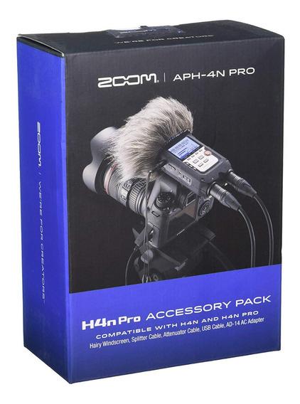 Kit Acessórios Gravador H4n - H4n Pro Zoom Aph-4n Pro Novo