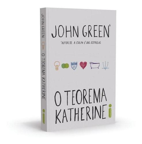 Imagem 1 de 1 de Livro O Teorema Katherine John Green Intrínseca