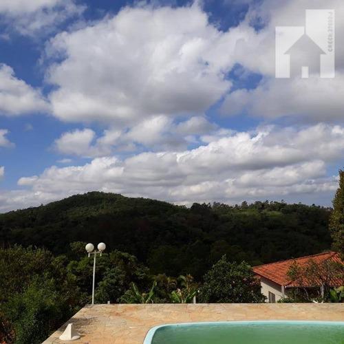 Chácara Com 3 Dormitórios À Venda, 2000 M² - Santa Clara - Jundiaí/sp - Ch0060