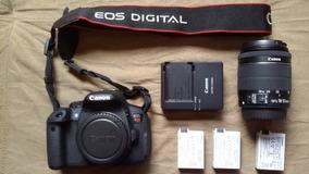 Canon Eos T5i - Apenas 10.000 Clicks