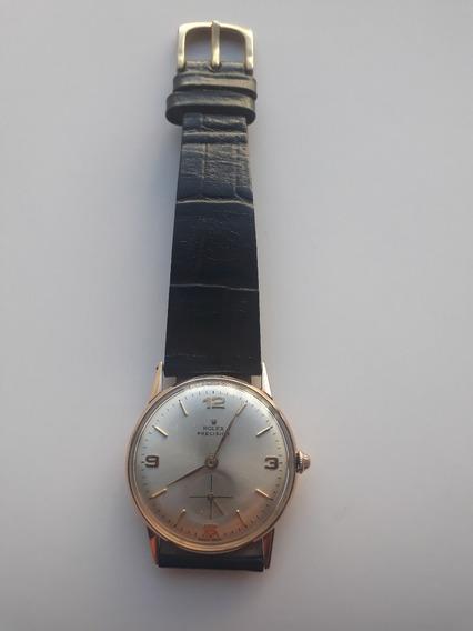 Relógio Rolex Precision De Ouro Usado