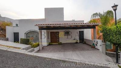 Casa En Venta En Hacienda Real De Tejeda