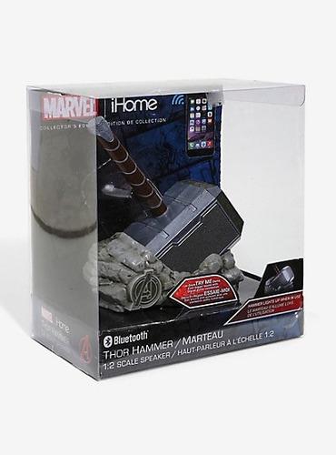 Imagen 1 de 4 de Marvel Avengers Thor's Hammer Mjolnir Bluetooth Speaker