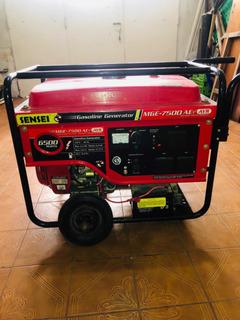 Grupo Electrógeno Generador Sensei Mge 6500