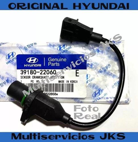 Sensor Posición Cigueñal Hyundai Accent Original 3 Pines