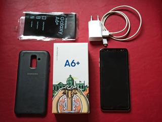 Samsung Galaxy A6+ (como Nuevo)