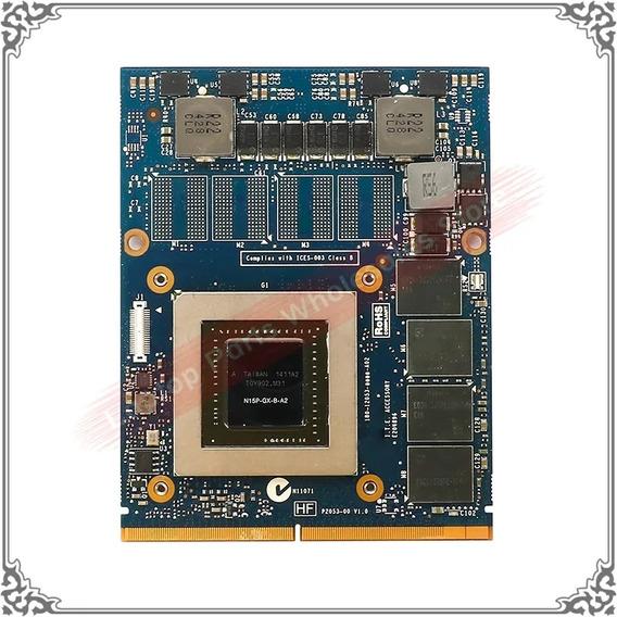 Gtx 860m 2gb Alienware 17 R1, Hp, Avell, Msi, Clevo
