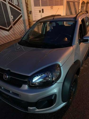 Fiat Uno 2018 1.3 Way Flex 5p