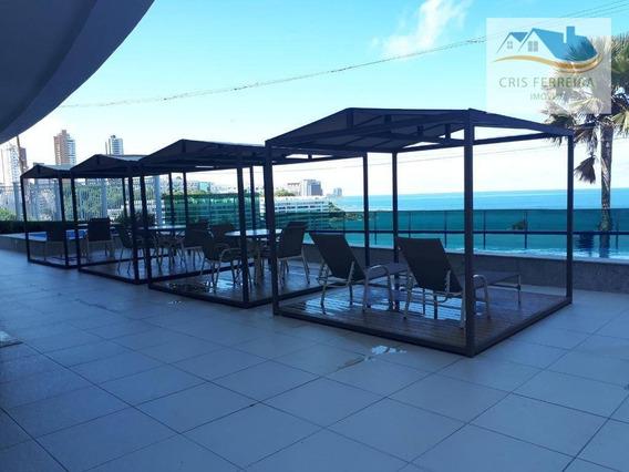 Cobertura Com 4 Dormitórios À Venda, 643 M² Por R$ 5.808.000,00 - Barra - Salvador/ba - Co0016