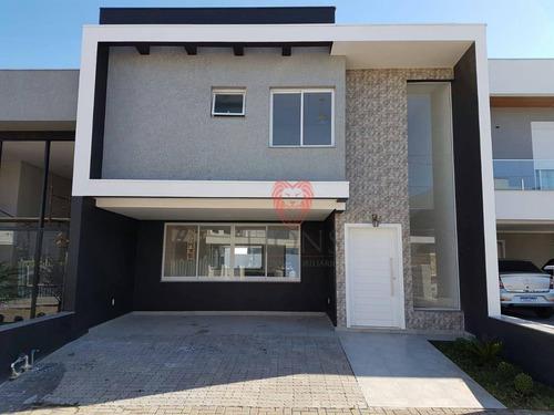 Imagem 1 de 30 de Sobrado Com 3 Dormitórios À Venda, 83 M² Por R$ 990.000,00 - Vale Ville - Gravataí/rs - So0469
