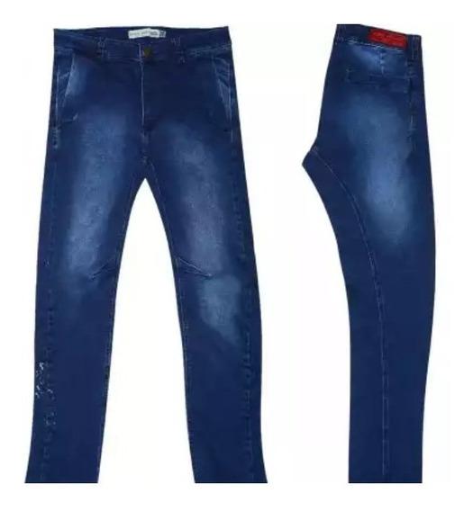 Babucha Jeans Elastizado Hombre Calidad Premium Be Yourself