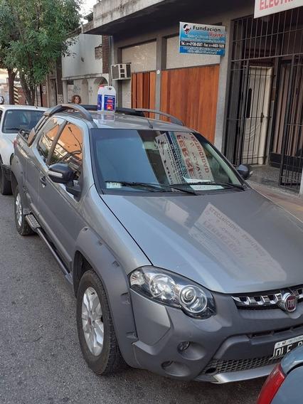 Fiat Strada 1.6 Adventure Cd 2015