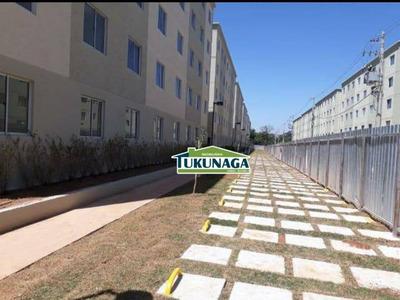 Apartamento Com 2 Dormitórios Para Alugar, 43 M² - Vila Nova Bonsucesso - Guarulhos/sp - Ap2271