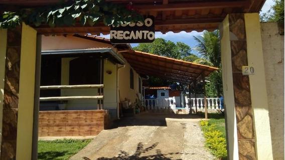 Chácara Para Venda Em Jaboticatubas, Jaboticatubas, 2 Dormitórios, 1 Banheiro, 1 Vaga - Ch06_1-1213410