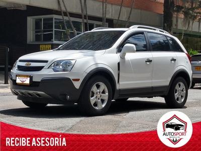 Chevrolet Captiva Sport - En Autosport Medellín