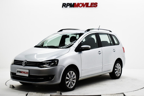 Volkswagen Suran Highline Mt 2011 Rpm Moviles