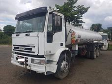 Iveco 230e24 2008 Truck 6x2 Tanque Combustível Agua 1620
