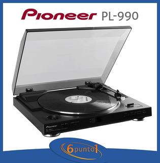 Bandeja Pioneer Pl-990 - Automática - 220v Recoleta 6punto1