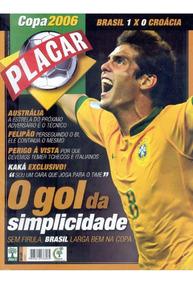 05 Revistas Digitalizados Placar Especial Copa Do Mundo 2006