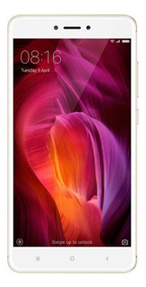 Celular Xiaomi Redmi Note 4 3gb 32gb Dorado Version Global
