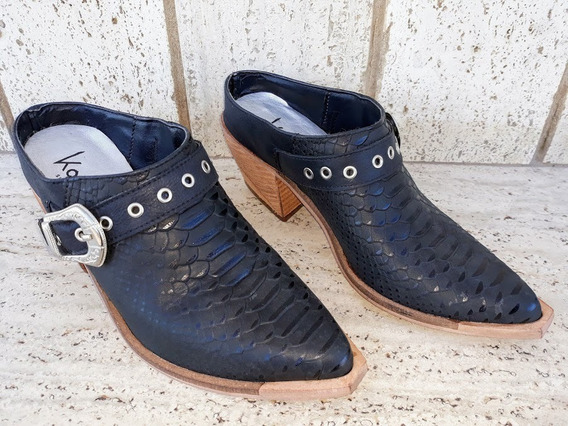Zapatos Mujer Botas Botinetas Charritos Texanas Pre-temporad