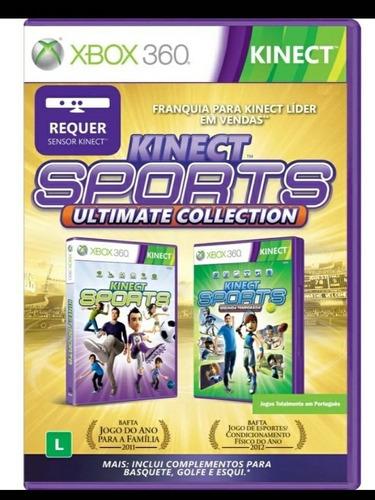 Kinect Sportv Xboxss360 Usado
