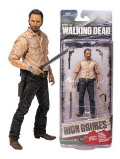 Muñeco Figuras The Walking Dead Mc Farlene Toys Serie 6
