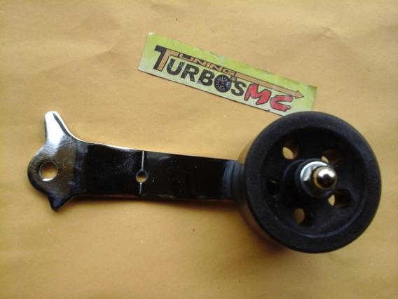 Pedal Roller De Acelerador Fusca Vw Pu Preto