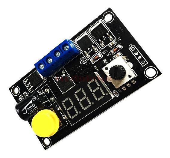 Modulo Pwm Controlador De Velocidade E Intensidade