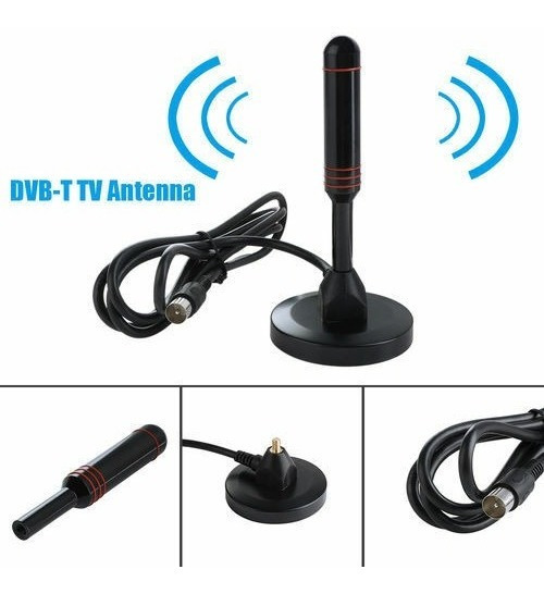 Antena Digital Hd Tv