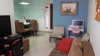Jardim Ester - Excelente Apartamento Com 03 Dormitórios