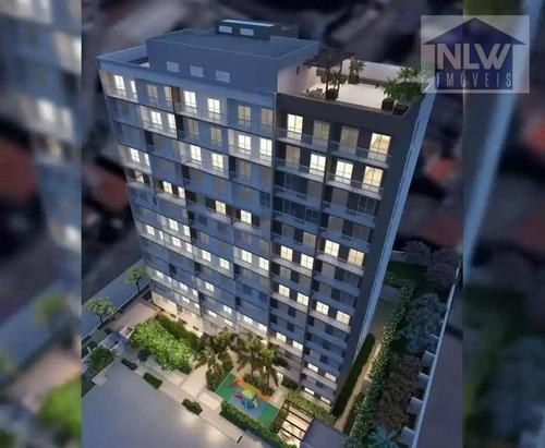 Apartamento Com 1 Dormitório À Venda, 37 M² Por R$ 206.339,00 - Casa Verde (zona Norte) - São Paulo/sp - Ap1663