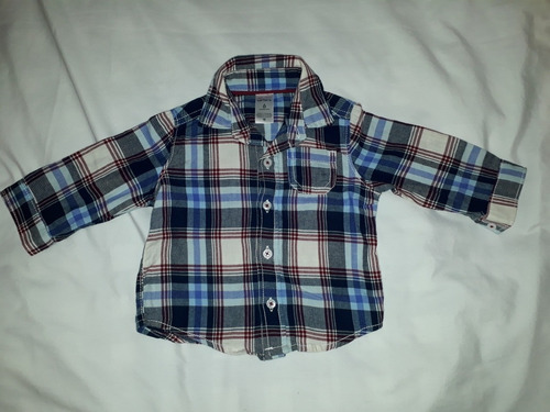cb4fbd870 Camisa Leñadora Invierno - Artículos para Bebés en Mercado Libre ...