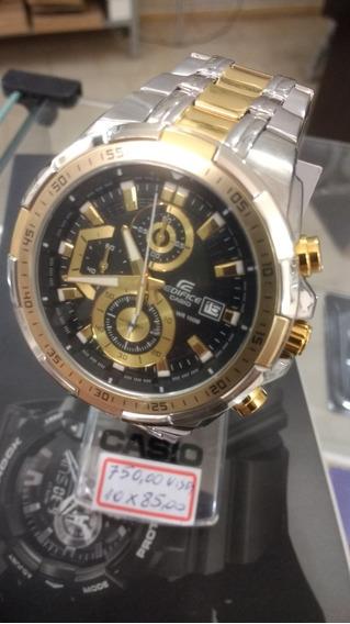 Relógio Casio Edifice Efr539 Original Com Garantia E Nf