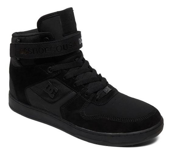 Botitas Dc Shoes Modelo Pensford Se Negro Negro