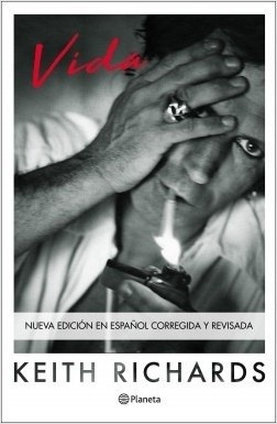 Vida - Keith Richards