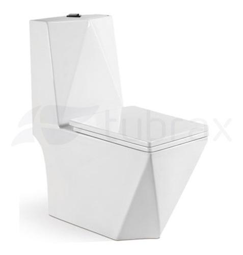 Vaso Sanitário Monobloco Completo - Caixa Acoplada Tubrax