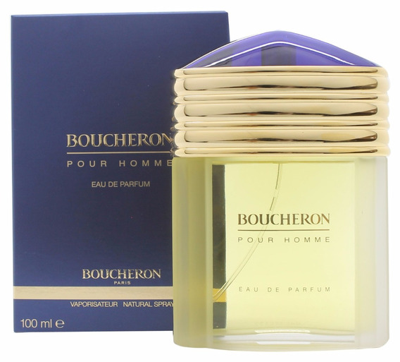 Perfume Boucheron Pour Homme Boucheron Edp 100ml - Original