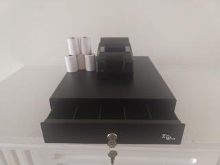 Kit Impresora Y Cajon, Software Regalo 6 Meses De Garantía