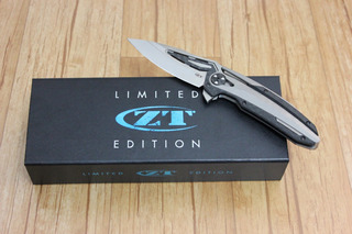 Kershaw Zero Tolerance Zt0999 Limited Edition S/n #0170 Usa!