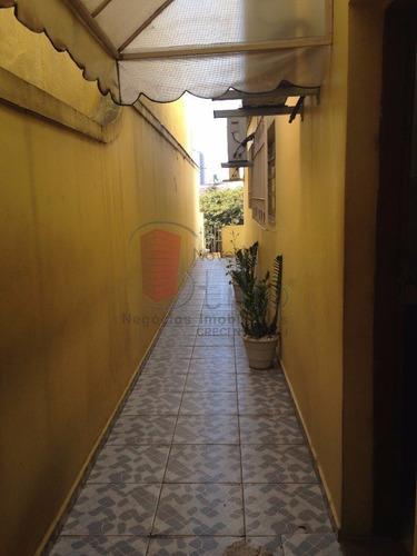 Imagem 1 de 12 de Sobrado - Vila Prudente - Ref: 3020 - V-3020